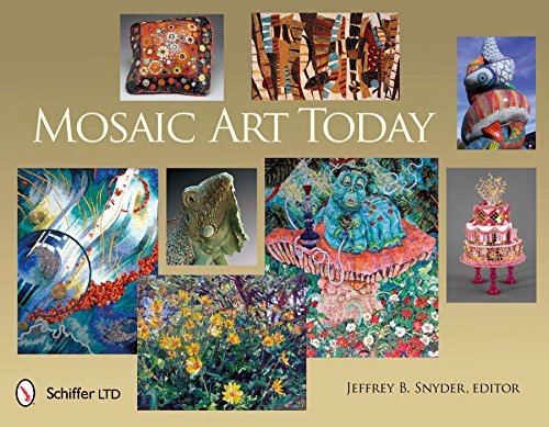 Mosaic Art Today by Schiffer