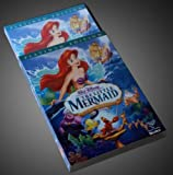 The Little Mermaid DVD Platinum Edition Movie