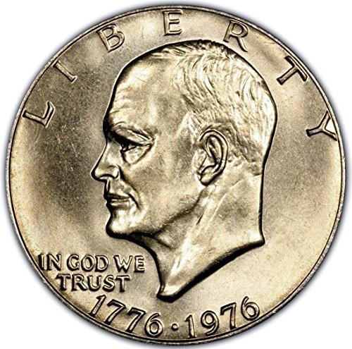 1776-1976 Eisenhower Bicentennial Dollar Coin at Amazon\'s ...