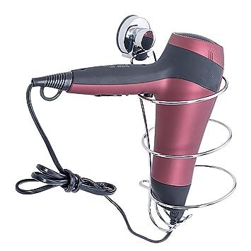 Möbel & Wohnen Haartrocknerhalter Kabelhalter Föhnhalter Befestigen Ohne Bohren Badzubehör & -textilien