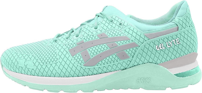 robo Señuelo formación  Asics Gel-Lyte Evo Sneaker Green H6E2N 7613, Size:37.5: Amazon.co.uk: Shoes  & Bags