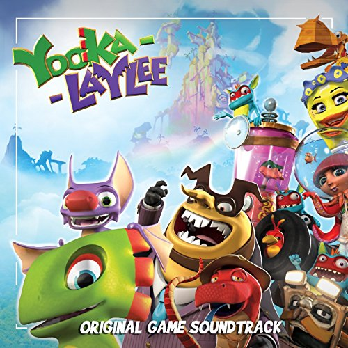Price comparison product image Yooka-Laylee Original Game Soundtrack