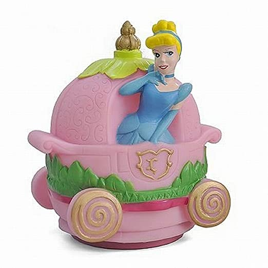 Amazon.com: Disney Princess Cinderella – Lámpara mesa ...