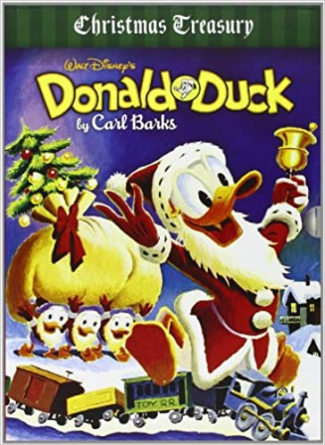 Donald duck's christmas favorites