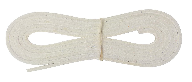 Rawlings Glove Lace 12 PCS 3/16 X 72 White by Rawlings