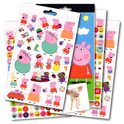 Stickerland Peppa Pig Stickers - 295 Stickers]()
