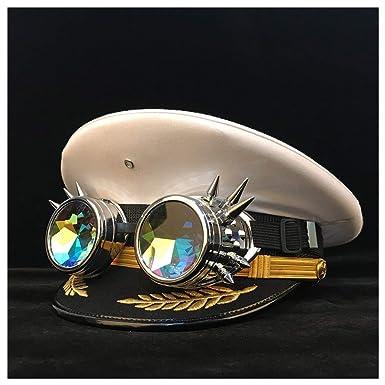 GHC gorras y sombreros Sombreros militares corticales, sombrero de ...