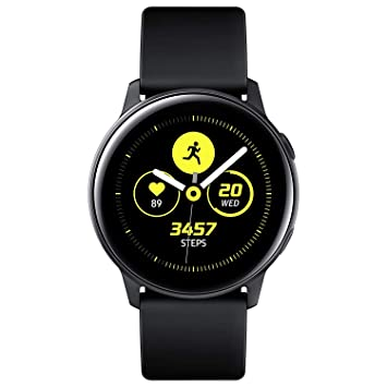Samsung Galaxy Watch Active SM-R500 Smartwatch 40mm Aluminio ...