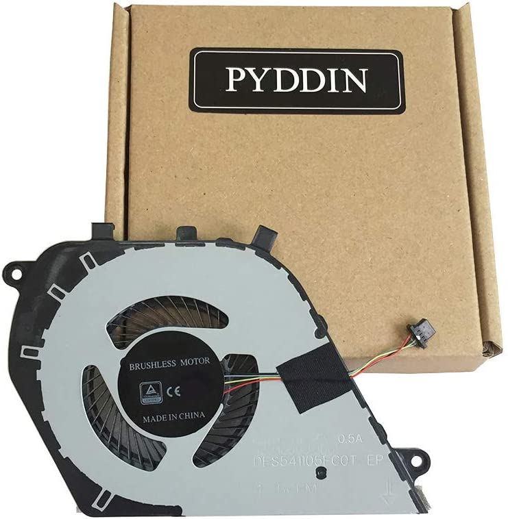 Compatible for DELL Inspiron 15-7000 15 7570 7573 CPU Cooling Fan Laptop Cooler DP/N 0Y64H5