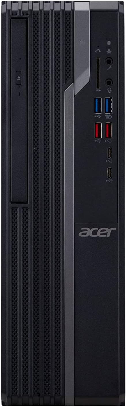 Acer Veriton X Desktop Intel Core i5-8500 3GHz 8GB Ram 1TB HDD Windows 10 Pro (Renewed)