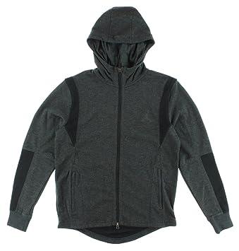 360dfa68ab9dad Nike Jordan Modern Fleece Jacket Black Heather Black 642454-032 Men s Size  Large  Amazon.co.uk  Sports   Outdoors