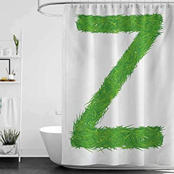 Shower Curtains That Open In The Middle.Amazon Com Bensonsve Shower Curtains That Open In The