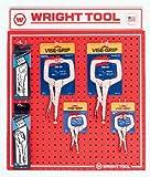 Wright Tool D965 Vise Grip, 6-Piece