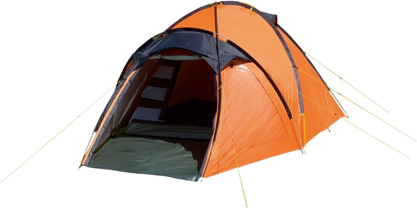 Wehncke Uni Campingzelt Zelt Makalu, orange, 72 x 25 x 38 cm