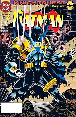 Batman Knightfall Omnibus Vol. 2: Knightquest (Batman Knightfall Omnibus: Knightquest)