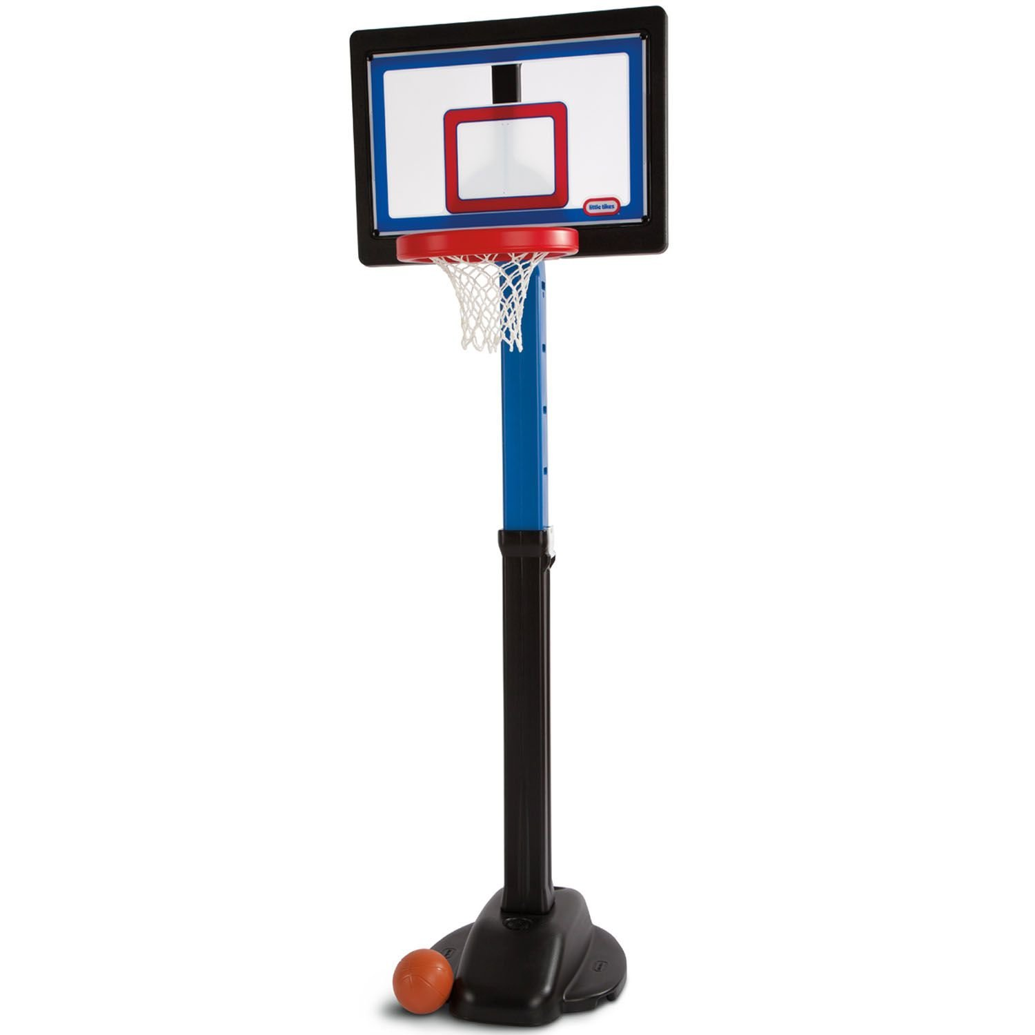 Little Tikes Just Like the Pros Basketball Set by Little Tikes