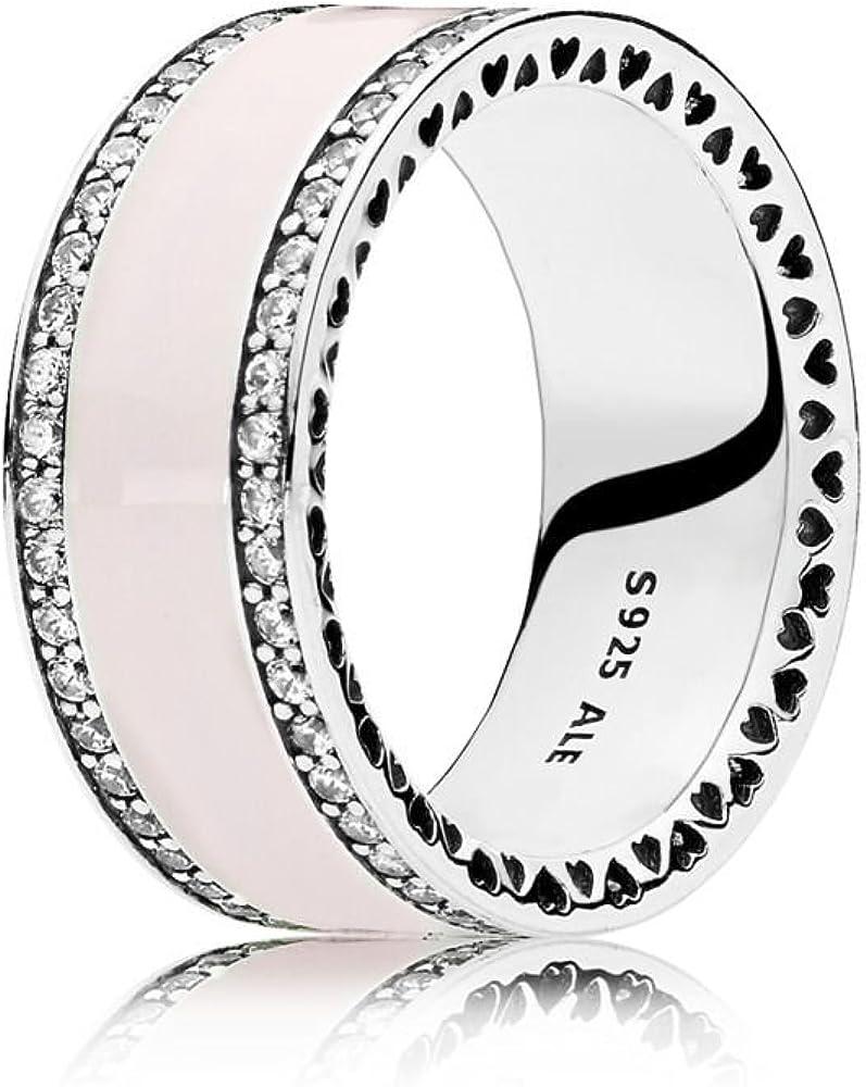 Pandora Jewelry - Hearts of Pandora Ring for Women in...
