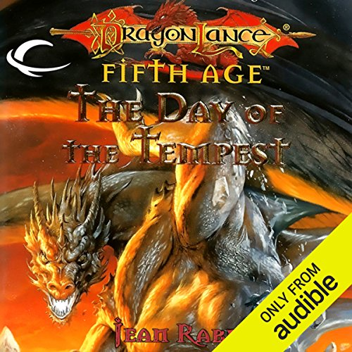 The Day of the Tempest: Dragonlance: Dragons of a New Age, Book 2