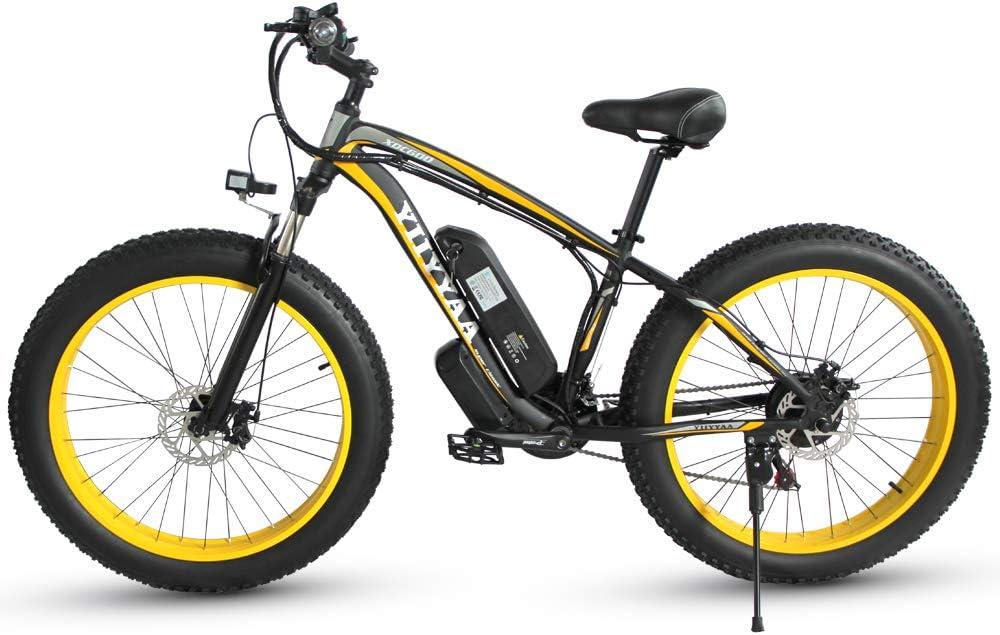 Shengmilo Motor BAFANG 500W, eBike MX02, Bicicleta eléctrica, 48 V ...
