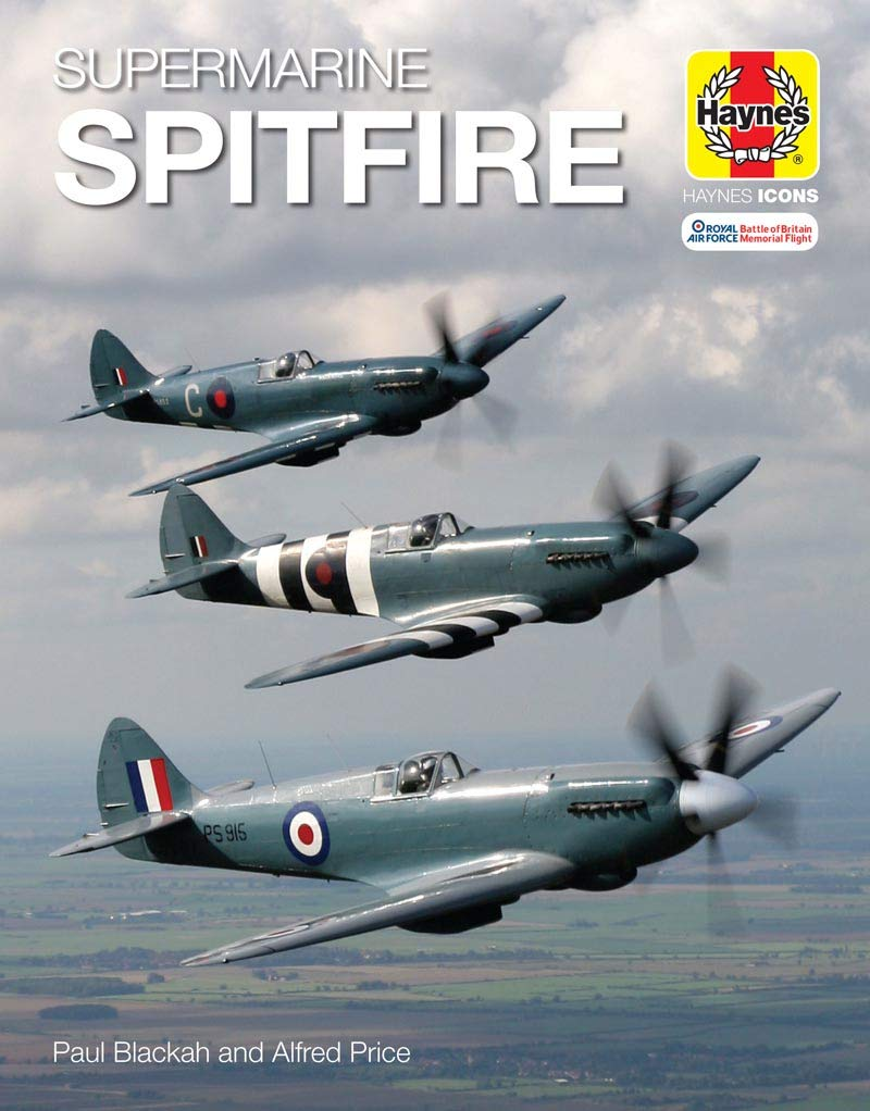 Supermarine Spitfire (Haynes Icons Manuals)