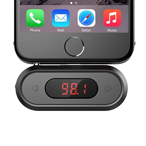 Belkin F8Z182 TuneCast FM Transmitter and Charger for iPod iPhone
