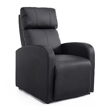 Relaxsessel mit liegefunktion  HOMCOM Relaxsessel Ruhesessel Fernsehsessel Sessel mit Liegefunktion ...