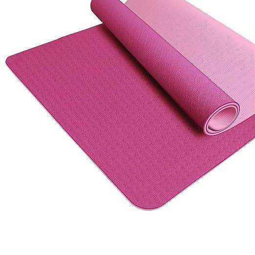 KODH 6mm Grueso Principiante de Dos Colores Ampliado Yoga ...