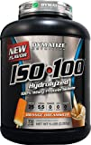 Dymatize ISO-100 Hydrolyzed 100% Whey Protein Isolate - Orange Dreamsicle - 5...