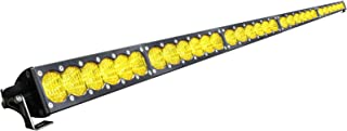 """product image for Baja Designs 45-5014 OnX6 Amber 50"""" Wide Driving LED Light Bar"""