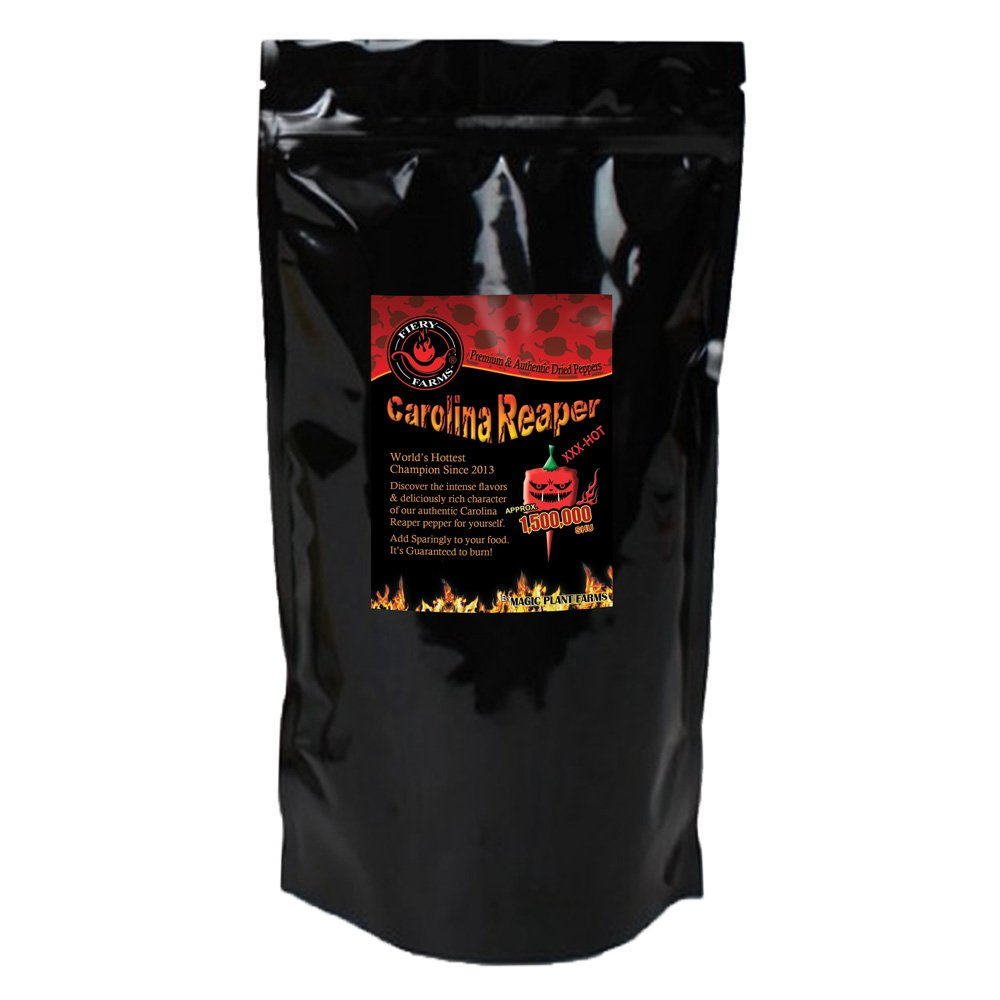 Carolina Reaper Powder Extremely Hot Reaper Pepper (8z)