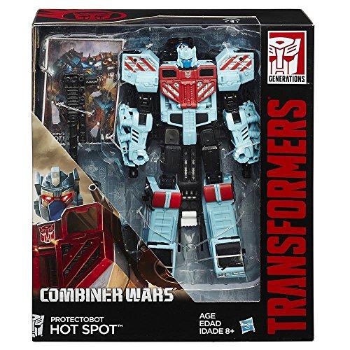 Transformers Hasbro Generations Combiner Wars Hot Spot Voyager Class