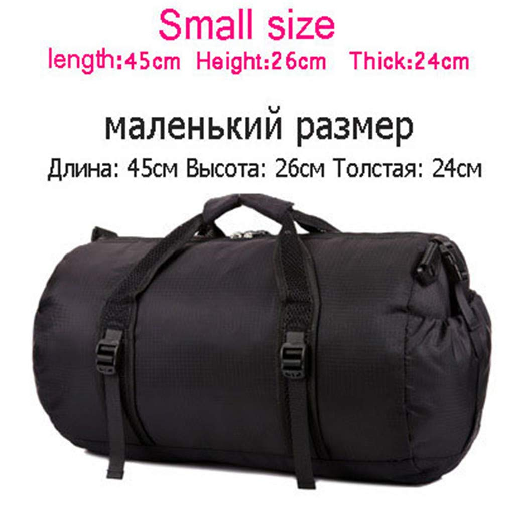 1a8645b88461 Amazon.com: CLHFJ Sport Bag for Women Fitness Multifunction Shoulder ...