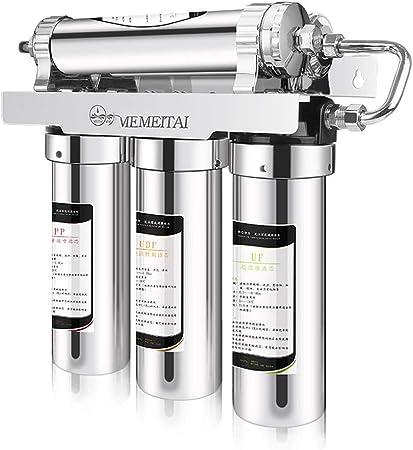Sistema De Filtración De Agua Potable De Ósmosis Inversa De 5 Etapas, Purificador De Agua De Ultrafiltración De Agua ...