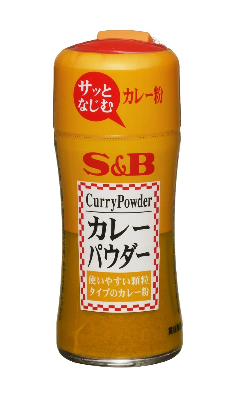 S & B Curry Powder 55gX2 pieces by S & amp; B (SB)