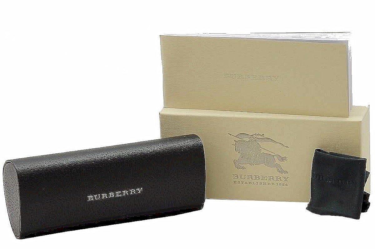 f44cf97a9ec Amazon.com  Burberry BE2128 Eyeglass Frames 3001-5216 - Black BE2128-3001-52   Shoes