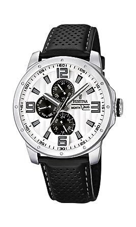 bd5ad542ed3a Festina Sport Multifunktion F16585 5 - Reloj analógico de Cuarzo para Hombre