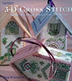 img - for 3-D Cross Stitch book / textbook / text book