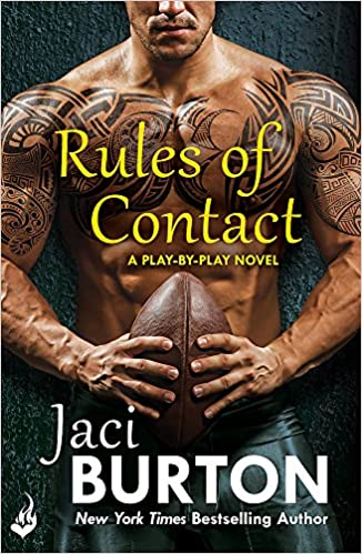 Book Rules of Contact: Play-by-Play Book 12