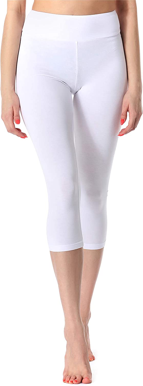Merry Style Leggins 3//4 Mallas Deportivas Mujer MS10-220