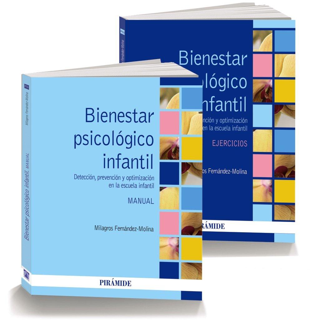Pack-Bienestar psicológico infantil (Psicología): Amazon.es: Fernández-Molina, Milagros: Libros