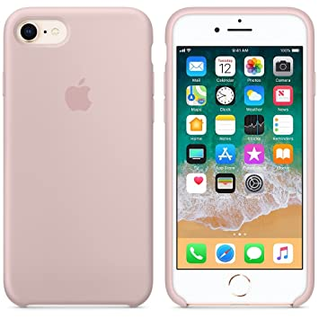 Funda para iPhone 7/8 Carcasa Silicona Suave Colores del Caramelo con Superfino Pelusa Forro,Anti-rasguños Teléfono Caso para Apple iPhone 7/8 (iPhone ...