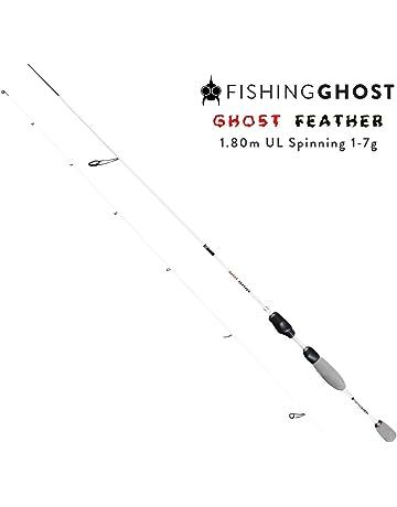 Cañas de pesca de lanzado   Amazon.es