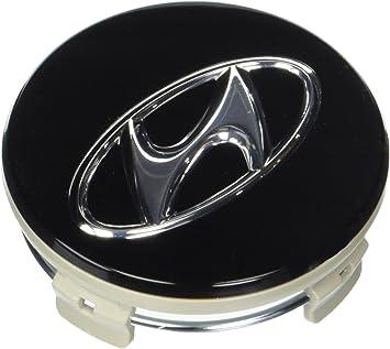 Genuine Parts OEM Wheel Center Caps 4PCS For Hyundai Santa Sonata Veracruz Azera 52960-3K210 HYUNDAI MOBIS