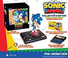 Sonic Mania: Collector's Edition-PlayStation 4