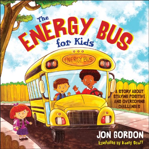 energy bus jon gordon - 3