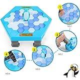 Beito 1pc Trap Game Ice Breaking Saving Penguin (M 19 * 19 * 5cm)