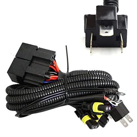 Amazon.com: iJDMTOY Headlight High/Low Conversion Relay Wire ... on