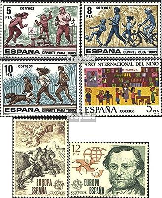 Prophila Collection España Michel.-No..: 2408-2410,2411,2412-2413 ...