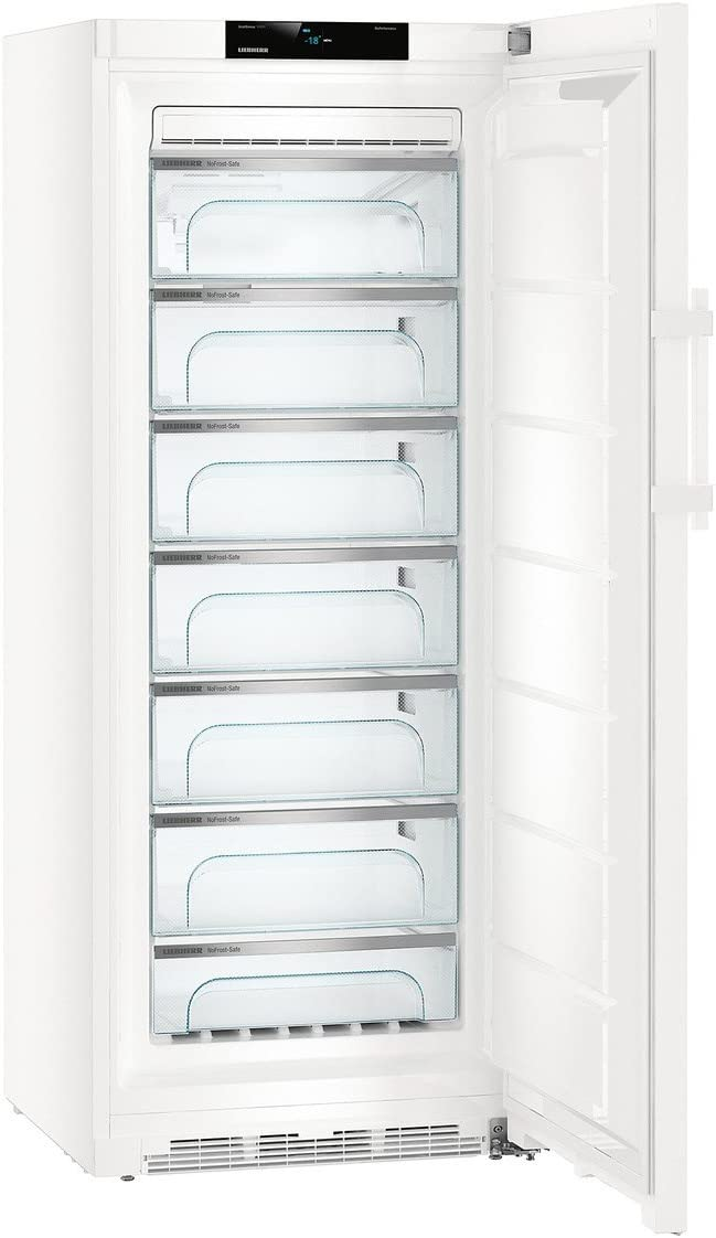 Liebherr GNP 4655 - Congelador (Vertical, 312 L, 24 kg/24h, SN-T ...