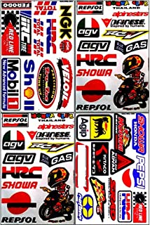 Method Race Wheels Racing Decals Stickers 6 Inches